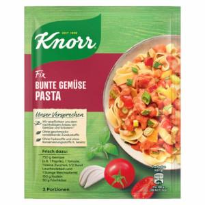 Knorr Fix Bunte Gemüse Pasta 38g für 2 Portionen