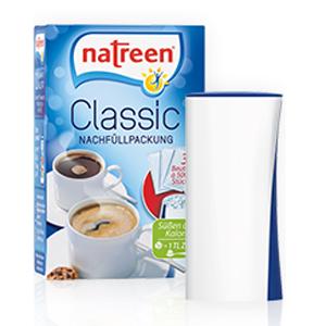 Natreen Classic Nachfüllpackung 3 Beutel à 500 Stück
