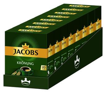 Jacobs Krönung Kaffee Instant 36g für 20 Sticks