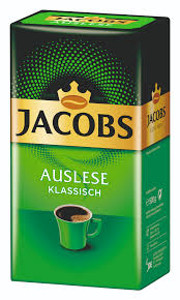 5- Jacobs Café Auslese Klassisch 500g