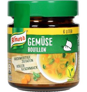 Knorr Gemüse Bouillon 120g für 6 Liter