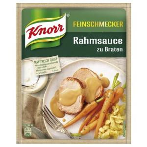 Knorr Feinschmecker Rahmsauce zu Braten 36g für 250ml
