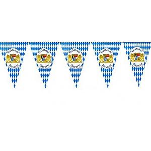 Bayerische Wimpelkette 10 m