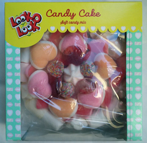 Look-O-Look Candy Cake 315g