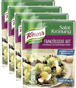 Knorr Salat Krönung Französische Art 5er x 8g