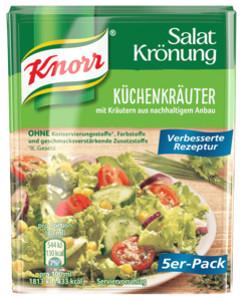 Knorr Salat Krönung Küchenkräuter 5er