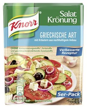Knorr Salat Krönung Griechische Art 5er x 9g