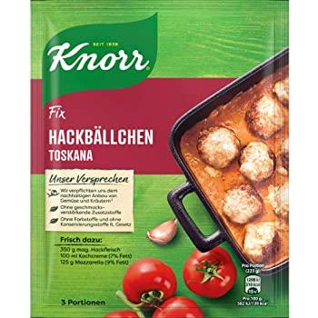 Knorr Fix Hackbällchen Toskana 39g für 3 Portionen
