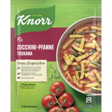 Knorr Fix Zucchini-Pfanne Toskana 42g für 3 Portionen