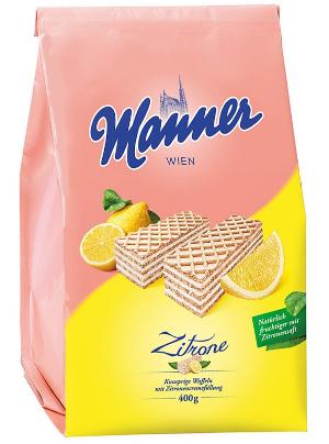 1- Manner Zitrone 400g
