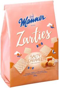 4- Manner Zarties Salty Caramel Waffles 200g