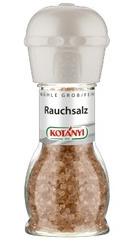 1- Kotanyi Rauchsalz Mühle grob/fein 100g