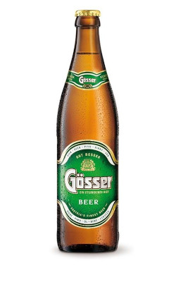 Gösser Export Bier Alk. 5,2% vol 50cl
