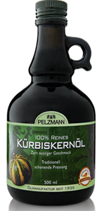 Pelzmann Kürbiskernöl 500ml