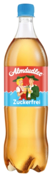 Almdudler Alpenkräuter Limonade Zuckerfrei 1L