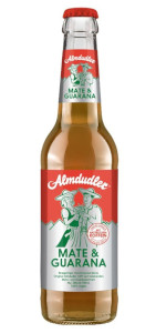 Almdudler Mate & Guarana Original Kräuter Limonade 33cl