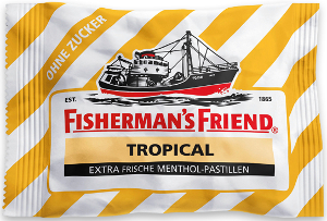 Fisherman's Friend Tropical 25g