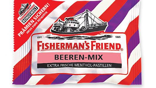Fisherman's Friend Beeren-Mix 25g