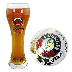 Erdinger Weissbierglass 0,5l classik