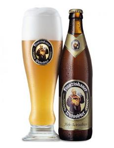 Franziskaner Weissenbierglaser 50cl