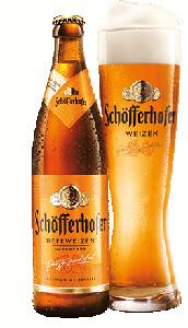 Schöfferhofer Bierglass 0,5 liter