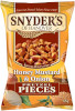 Snyder's of Hanover Honey Mustard & Onions Pretzel Pieces 125g