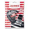 Jahnke Lakritz gefüllt mit Salmiak-Salz 125g