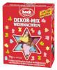 Hoch Dekor-Mix Weihnachten aus ess-oblaten 14g für 200 Stück