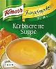 Knorr Feinschmecker: Kürbiscreme Suppe