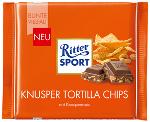 Ritter Sport Knusper Tortilla Chips (100g)