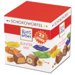 Ritter Sport Schokowürfel Vielfalt (Bunter Mix) 176g für 22 Stüc