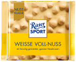Ritter Sport Weisse Vollnuss 100g