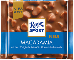 Ritter Sport Macadamia 100g