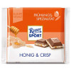 Ritter Sport Frühlings-Spezialität Honig & Crisp 100g