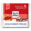 Ritter Sport Frühlings-Spezialität Johannisbeere Streusel 100g