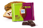 Ritter Sport Kakao Klasse 81% Die Starke Mit Kakao Aus Ghana 100g