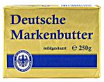 Deutsche Markenbutter (250g.)