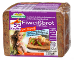Mestemacher Eiweissbrot mit 5% Karotten (250g)