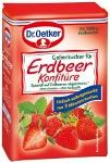 Dr.Oetker Gelierzucker für Erdbeer Konfitüre 500g