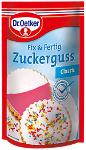 Dr Oetker Zuckerguss Classic 125g