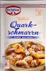 Dr Oetker Süsse Mahlzeit Quarkschmarrn ohne Rosinen (114g)