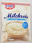 Dr.Oetker Süsse Mahlzeit Milchreis Weniger süss 112g