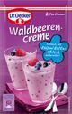Dr. Oetker Waldbeeren-Creme 52g