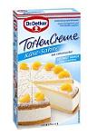 Dr.Oetker Tortencreme Käse-Sahne mit Dekorzucker 150g
