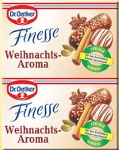 Dr.Oetker Finesse Weihnachts Aroma 2x5.5g