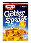 Dr Oetker Götterspeise Zitrone  (2 sachets)