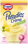 Dr.Oetker Paradies Creme Zitronen geschmack 72,5g