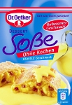 Dr.Oetker Dessert-Sosse ohne Kochen 39g