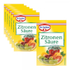 Dr.Oetker Zitronen Säure 5 x 5g
