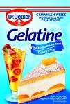 Dr Oetker Gelatine Gemahlen Weiss ( 3x9g)